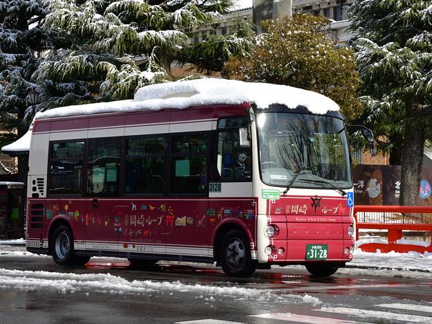 2017_0115_115752 日野ポンチョ・京都市バス 岡崎ループ