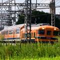 2017_0903_140214 平城宮跡を走り抜ける近鉄電車