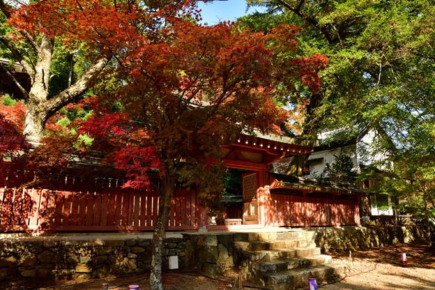 2017_1104_124454 神護寺 和気清麻呂廟