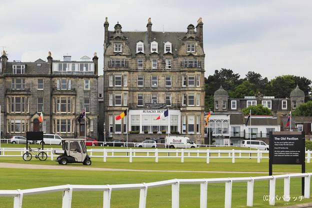 ゴルフの聖地