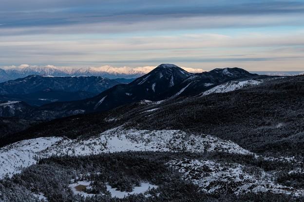 天狗岳からの景色#2