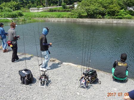 """2017キングフィッシャー夏の陣時代 """"大会編"""""""