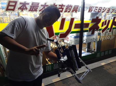 2017 キングフィッシャー夏の陣・第参戦