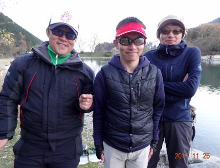 大悶絶なんだけど… なぜか楽しかった大芦川^^