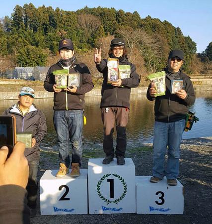 トラキン地方予選・ANAカップ O川君優勝おめでとう!^^