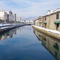 写真: 冬小樽