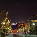 写真: 八幡坂