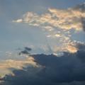 Photos: 雲の向こうに