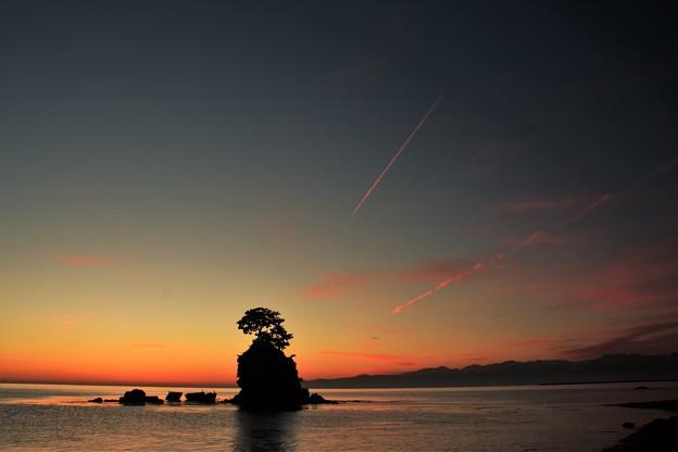 Photos: DSC_7108 夜明けの富山湾