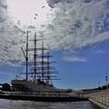 写真: DSC09363 ある日の海王丸パーク
