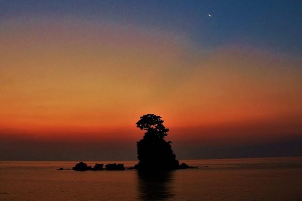 写真: IMG_1891  夜明け前