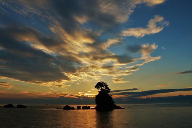 Photos: IMG_0645  雨晴海岸の夜明け