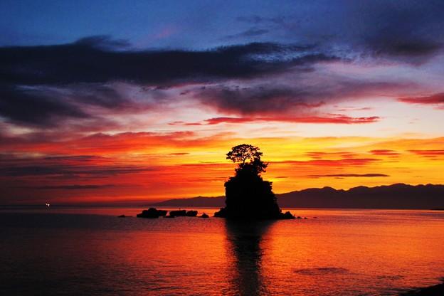雨晴海岸日の出前(蔵出し)IMG_0022