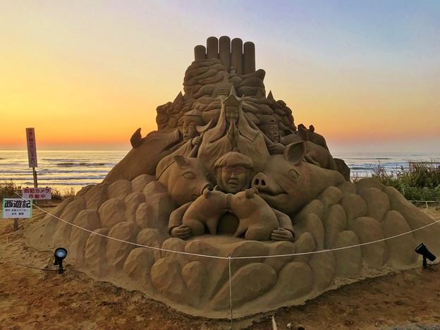 砂像 IMG_6323