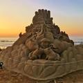 写真: 砂像 IMG_6323