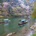 写真: 川之船