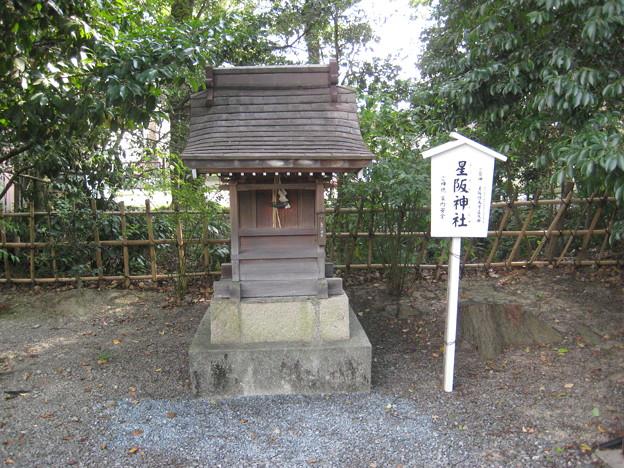 水無瀬神宮 星阪神社