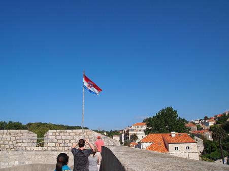 クロアチアの旗