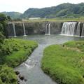 原尻の滝(全景)