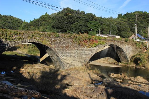 戸上橋(臼杵市野津町)