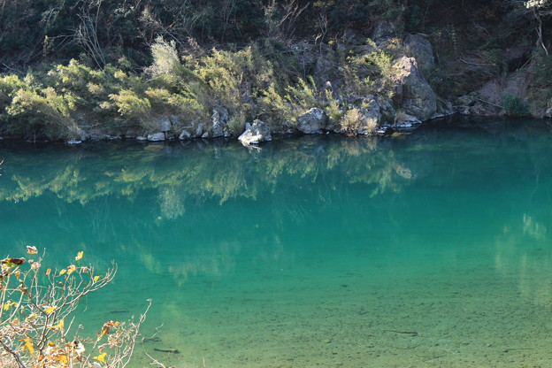 写真: 五ヶ瀬川2