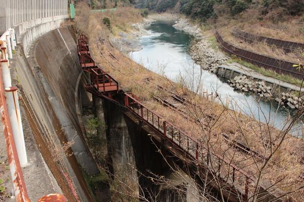 写真: 綱ノ瀬橋梁2