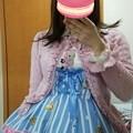 Photos: 今日のお出かけで着た服。メタモのPatissiere Dreamコーデヽ(・∀・)ノ