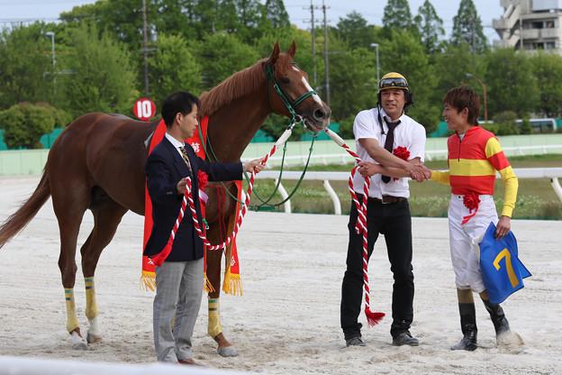 中日スポーツ杯 第56回 駿蹄賞 口取り_2(17/05/04)