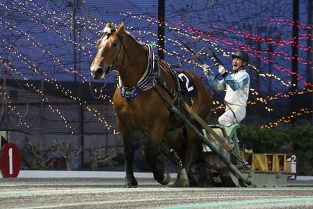 マルミゴウカイ レース_1(17/09/24・第25回 銀河賞)