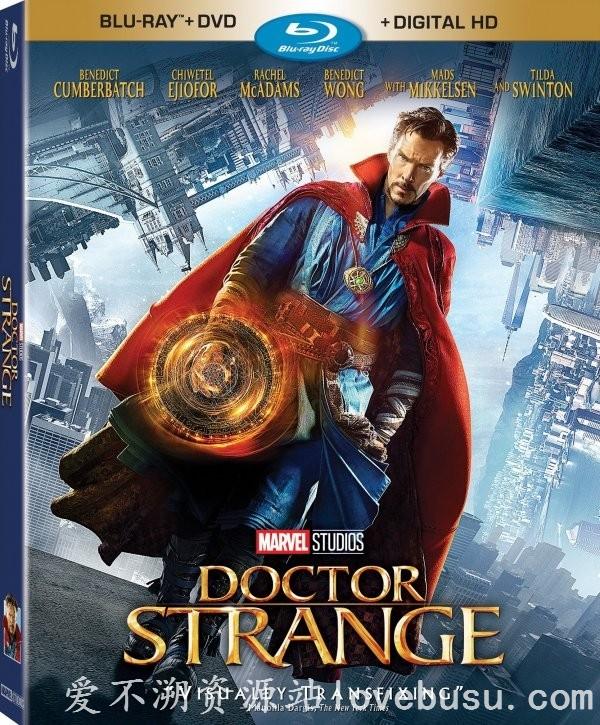 奇异博士[国英双语] Doctor.Strange.2016.BluRay.720p