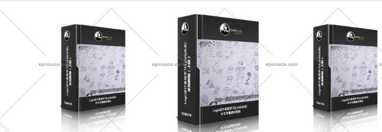 Illustrator教程-Logo设计基础学习(中文字幕)