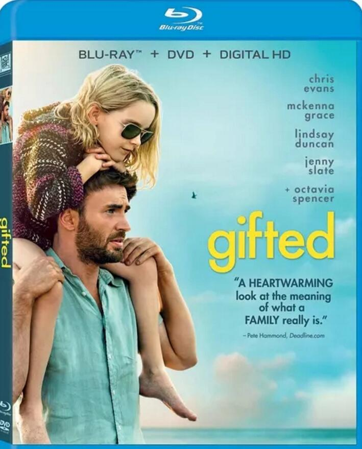天才少女 Gifted.2017.720p.BluRay
