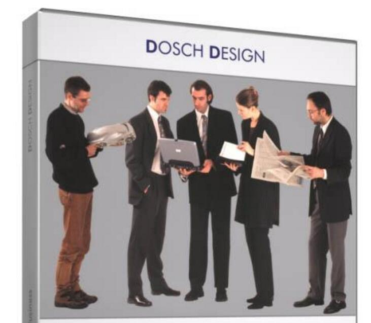 人物商务办公素材[Dosch Images People - Business]