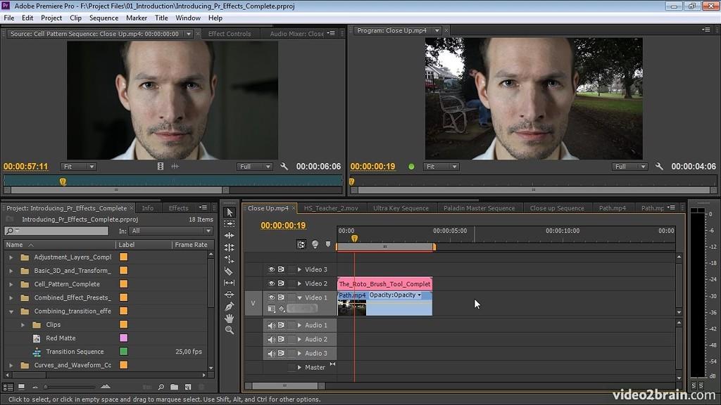 Premiere CS6教程及工程