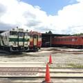 Photos: キハ40 1002,1005,1007 那珂川清流鉄道保存会