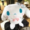 Photos: シナモロール 15thリボンBIGぬいぐるみ