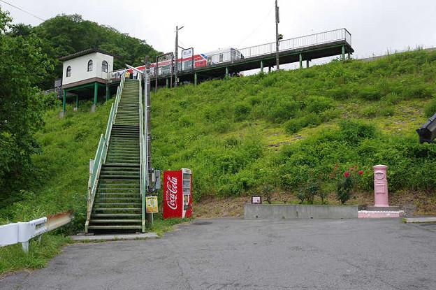 Photos: s2916_恋し浜駅_岩手県大船渡市_三陸鉄道