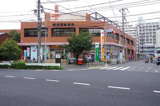 s5642_横浜南郵便局_神奈川県横浜市南区