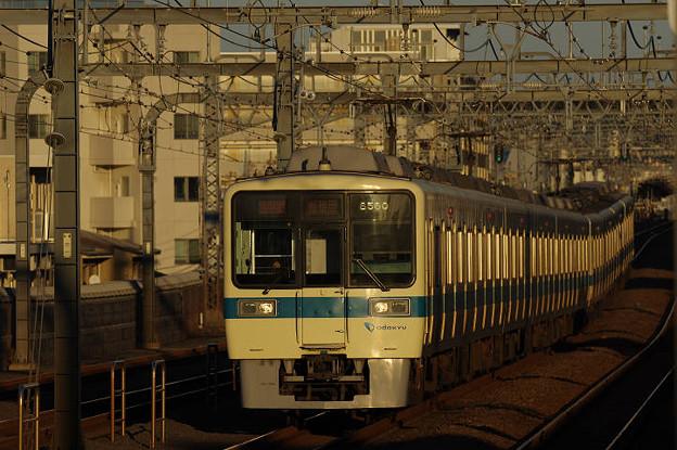 Photos: s1632_小田急3031列車快速急行新松田行_8560他