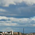 写真: 雲の行方