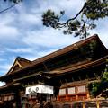Photos: 横から見ても善光寺