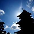 Photos: 尖塔の空