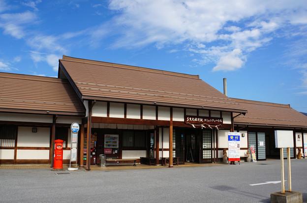 Photos: 多賀大社前駅前