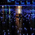 写真: 青色LED