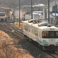 写真: '15 2/7 East-i_E阿武隈急行線検測-8