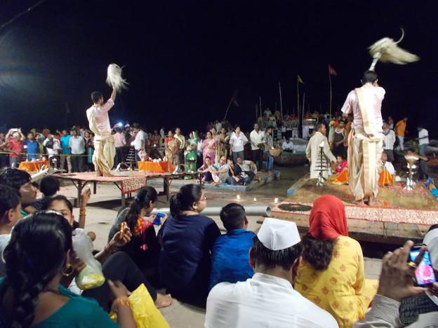インド旅行 (11) ガンジス川