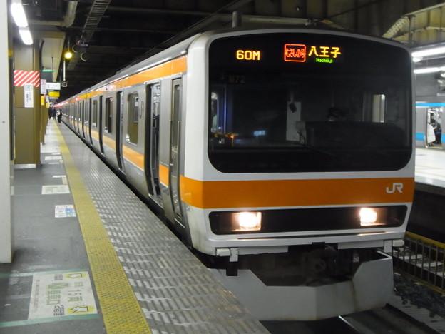武蔵野線 普通むさしの号八王子行 RIMG0517
