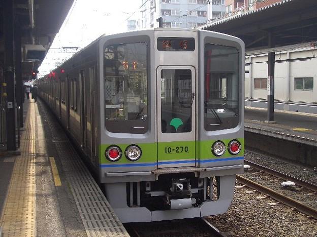 都営新宿線 普通笹塚行 CIMG7309