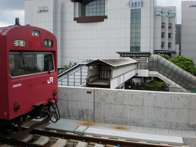 姫路駅高架後