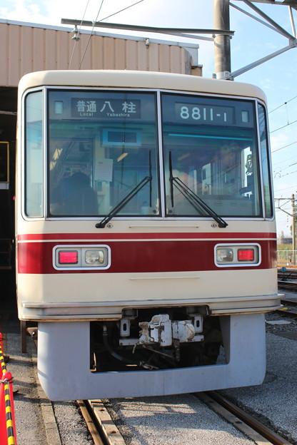 新京成8800形 8811F 普通八柱表示